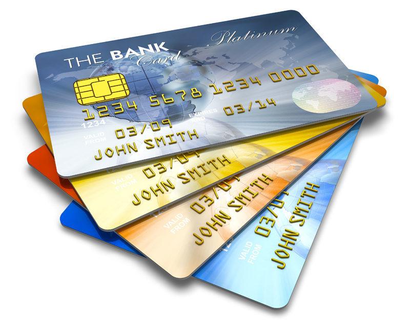 Phân loại thẻ thanh toán